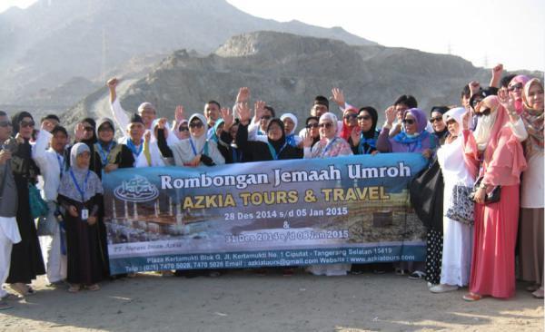 Umroh dan Haji Tour