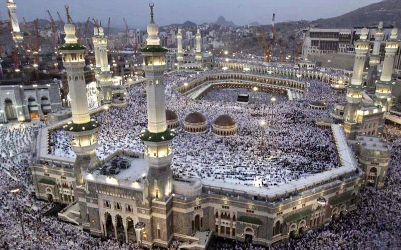 Saudi Rilis Video Rencana Transformasi Haji pada 2029
