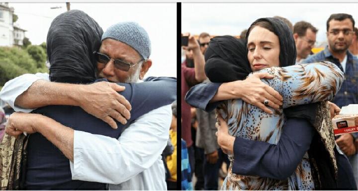PM Jacinda Ardern Ajak Publik Lawan Kebencian dan Teror