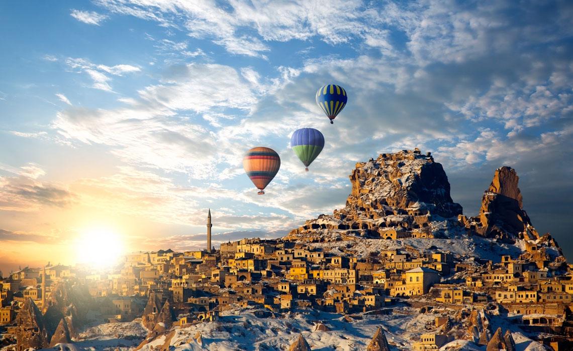 Tour Islami Turki