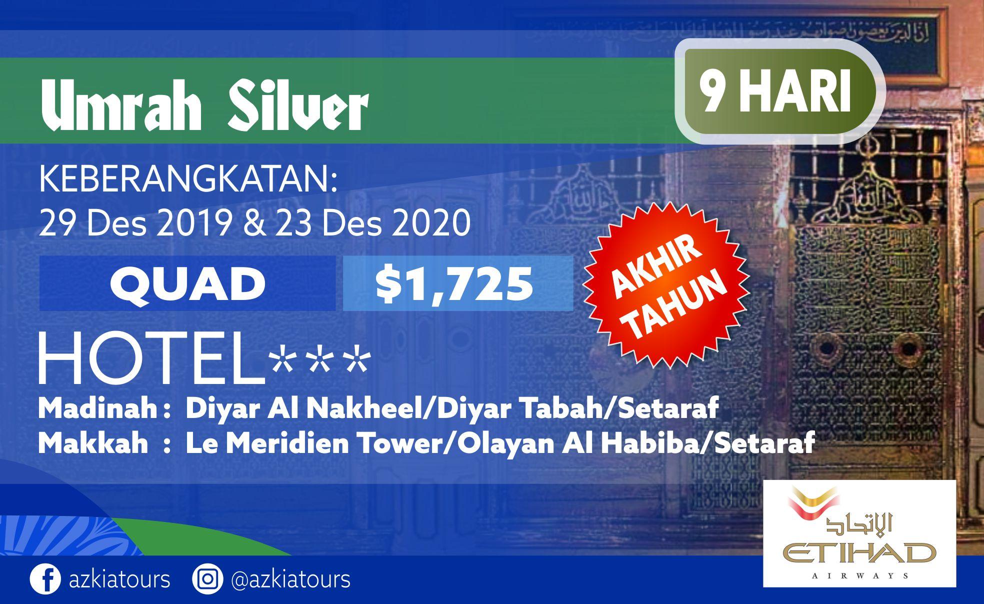 Umrah Silver