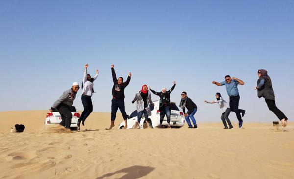 Umroh Plus Dubai & Gunung Sahara