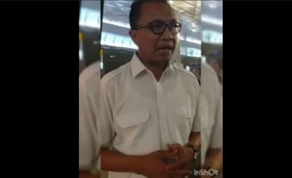 Direktur Utama PT Nurani Insan Azkia, Bp. DR. H. Andian Parlindungan, M.A